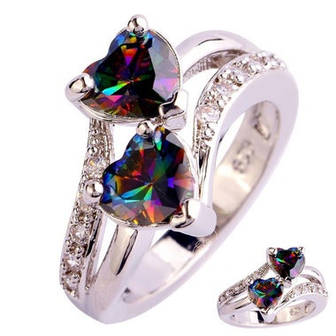 Limited Availability!!!  Engagement Rings Birthstone Bride Princess Wedding Ring