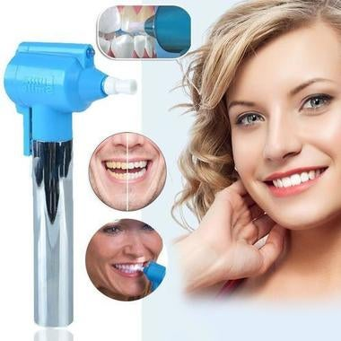 Luma Smile Dental Tooth Teeth Whitener Whitening Polisher Stain Remover Tool