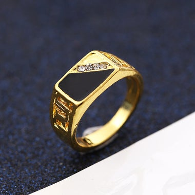 For Valentine's Day Lovers' Gift Romantic Day-18K Yellow Gold Filled 100% Genuin