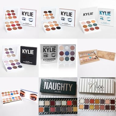Kylie Cosmetics Kyshadows by Kylie Jenner ( Many Kyshadows to Choose From! )