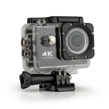 12MP 4K Action Camera With Built In Wi-Fi 30/60FPS Ultra HD Waterproof Sports Ca