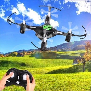 RC Quadcopter Drone Headless Mode 2.4G 4CH 6 Axis RTF Remote Control