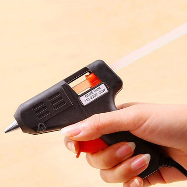 Electric Art Craft Repair Tool 20W Electric Heating Hot Melt Glue Gun Stick