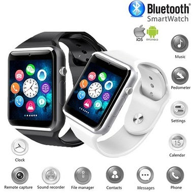 Bluetooth Smart Watch With Anti-lost,Activity Tracking, Sleep Monitoring, Take