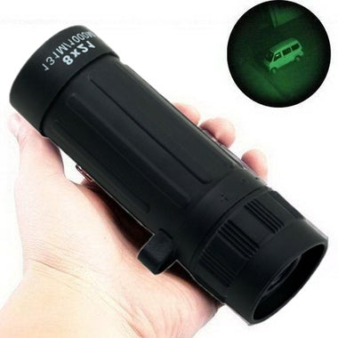 Brand New 8*21 Compact Monocular Telescope Handy Scope for Sports Camping Huntin