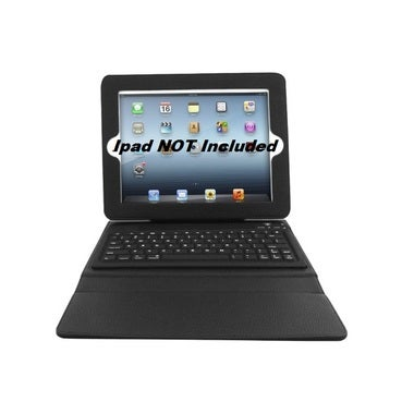 "Apple Ipad Universal Bluetooth Keyboard and Case for Apple Ipad or 9""–10"" Tablet"