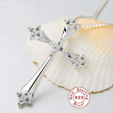 Fashion accessories Cross necklace