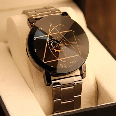 Stainless Steel Watch New Fashion