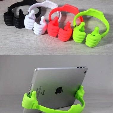 New Originality Mobile phone Holder Thumbs Modeling Phone Stand Bracket Holder
