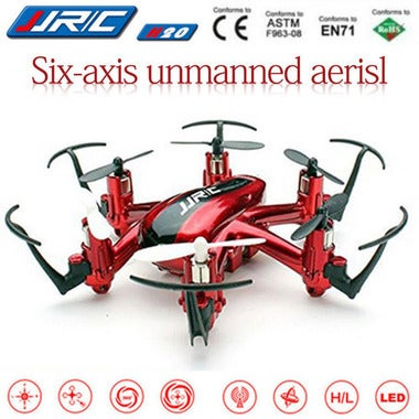 Red Rock H20 RC Quadcopter Drone 6 Axis RTF Remote Control Aircraft