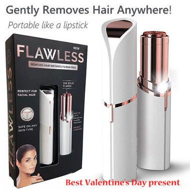 Face Hair Remover Facial touch Painless Electric Lipstick Hair Removal for Girls
