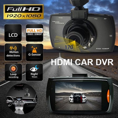 Original G30 LCD 1080P Car DVR Dash Camera Night Vision cam Vehicle Traveling Da