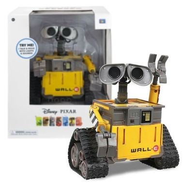 New Pixar Collection Interaction WALL-E Talking Action Figure