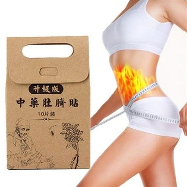 HOT sale Chinese Medicine 10X STRONGEST Weight Loss Slimming Diets Slim Patch Pa