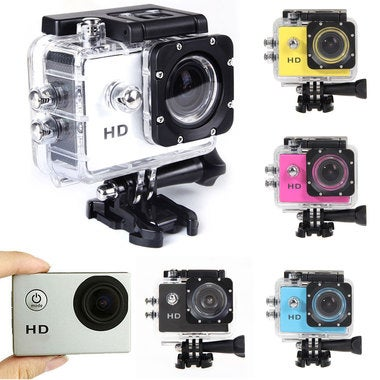Sports Action Camera Waterproof