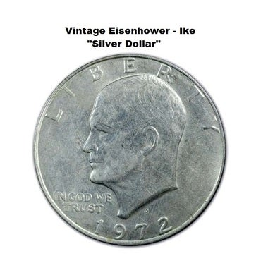GENUINE EISENHOWER / IKE