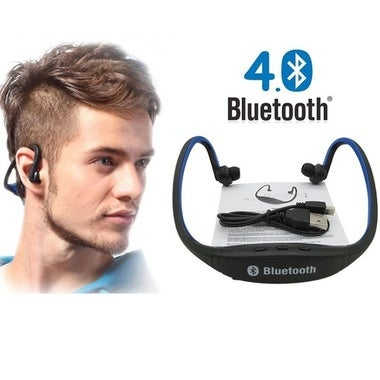 Ear Hook Sport S9 Bluetooth 4.0 Headset Wireless Earphone In-Ear Headphone