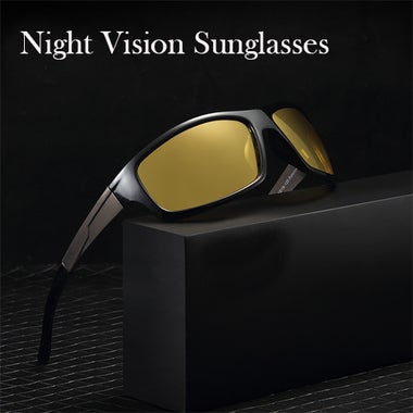 Hot Sale Night Driving glasses Anti Glare Glasses For Safety Driving Sunglasses