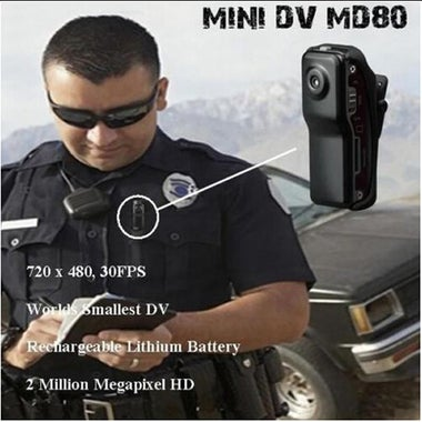 New Super Mini Spy Digital MD80 Thumb Video Recorder Camera