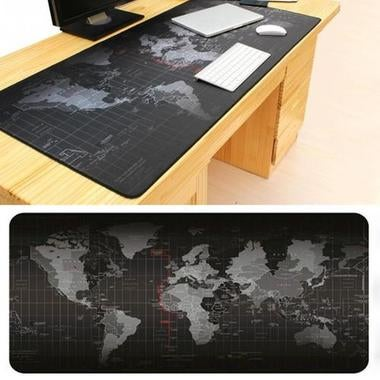 Old World Map mouse pad 2017 new large pad to mouse notbook computer mousepad ga