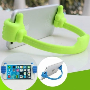 Originality Mobile Phone Holder Thumbs Modeling Phone Stand Bracket Holder Mount