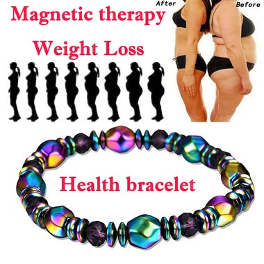 Colorful Magnetic Health Slimming Bracelet, Bio Magnetic, And Healthy Weight Los