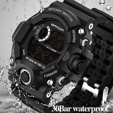 Waterproof  Digital Wristwatches Men G Style Shock Watch Waterproof Shockproof T