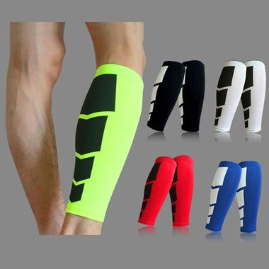 1Pc Sport Leg Calf Brace Support Stretch Sleeve Unisex Compression Leg Protector