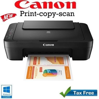 New Release!! Canon Pixma MG3020 Wireless All-In-One Print Scan Copy Inkjet Prin