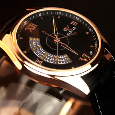 Men Watches Top Brand Luxury Famous 3 Seconds Luminous watch