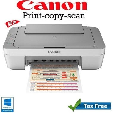 New Release!! Canon Pixma MG3021 Wireless All-In-One Print Scan Copy Inkjet Prin