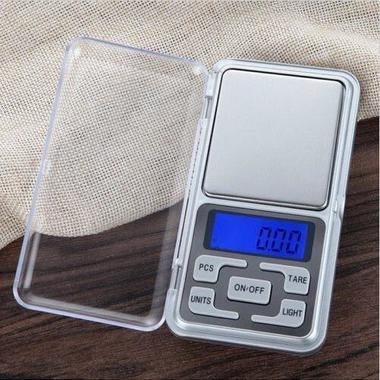 Gram Mini Digital LCD Balance Weight Pocket Jewelry Scale200gx0.01g