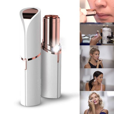 Epilator Wax Finishing Touch Flawless Hair Remover Trimmer Women Body Face Elect