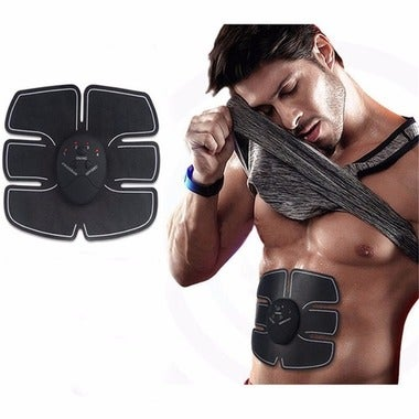 New Smart Electric Pulse Treatment Massager Abdominal Muscle Trainer Wireless Sp