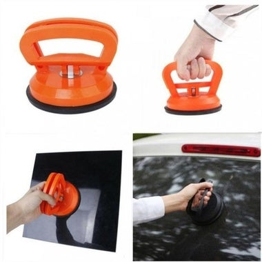Small Dent Puller Lifter Vacuum Suction Sucker Car Glass Screen Open Tool 50kg (