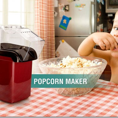 LIGHT & EASY POPCORN MAKER