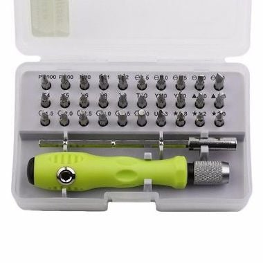 Practical 32 In 1 Multipurpose Precision Screwdriver Set Disassemble Electronic