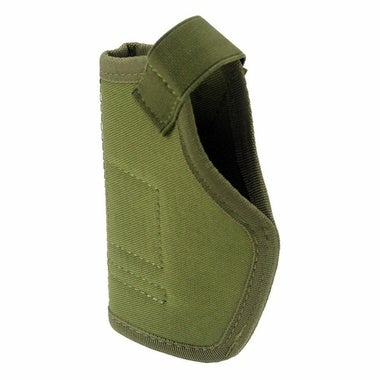 (just a holster) Concealed Stealth Clip-On Carry Tactical Holster Gun Pouch for