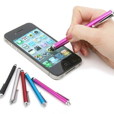 Colorful Stylus-Set of 10 Assorted Colors