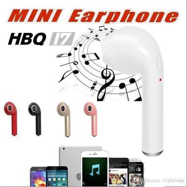 Mini In-ear Bluetooth Earphone Wireless headset invisible earphone stereo earbud