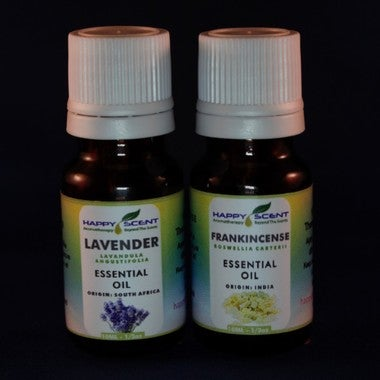 SLEEP AID ESSENTIAL KIT(Frankinsense, Lavender)