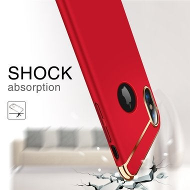 iPhone ,samsung New luxury ultra thin 3 in 1 hard Covers cases latest designs fo