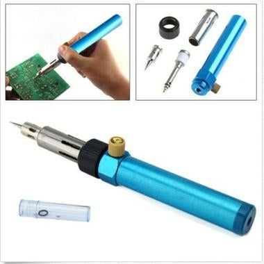 Hot Sale Multi-function Cordless Portable Welding Pen Blow Torch Butane Gas Sold