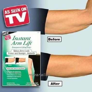 4X Instant Arm Lift Strips Lifting Arms Firming Flabby Sagging Anti Aging Pads