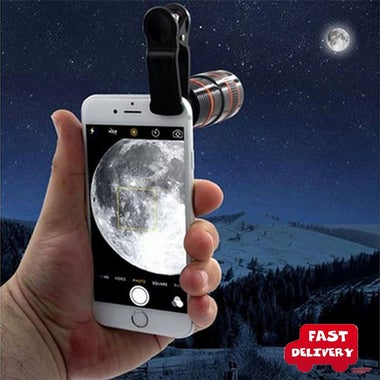New Transform Phone Into Professional Quality Camera HD360 Zoom Hot Phone Access