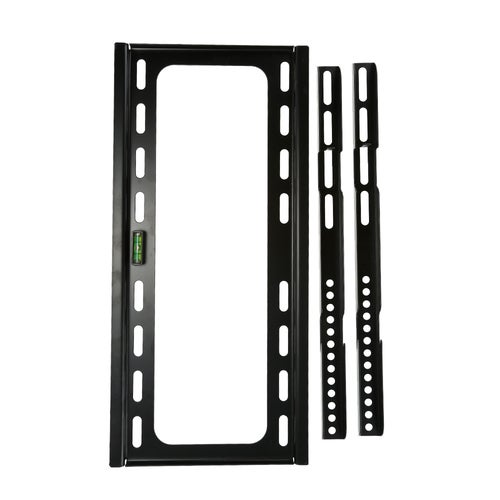 """HDTV Wall Mount TV Flat Panel Fixed Mount Flat Screen Bracket with Max 400 * 400 VESA Compatibility and Max.110lbs Loading Capacity for 32"""" ~ 60"""" Screen LCD LED Plasma TV"""