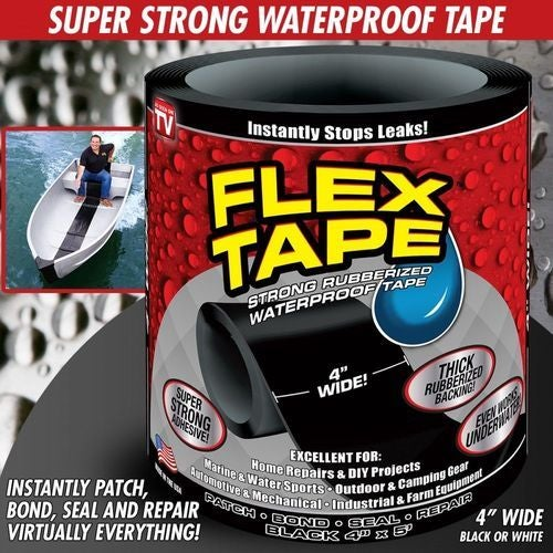 Home Repair Tool 1x Waterproof Flex Strong Tape Paste Adhesive Tape Home & Garden