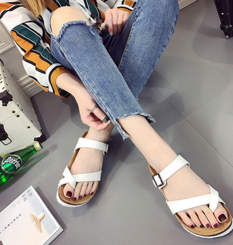2017 New Flat  Slippers  Home  women's shoes