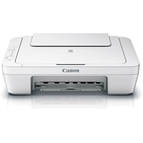 Canon Pixma All-In-One Color Printer, Scanner, Copier w/ Canon COLOR Ink Bundle