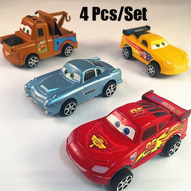 Disney Pixar Cars Cartoon Toys For Kids Cars
